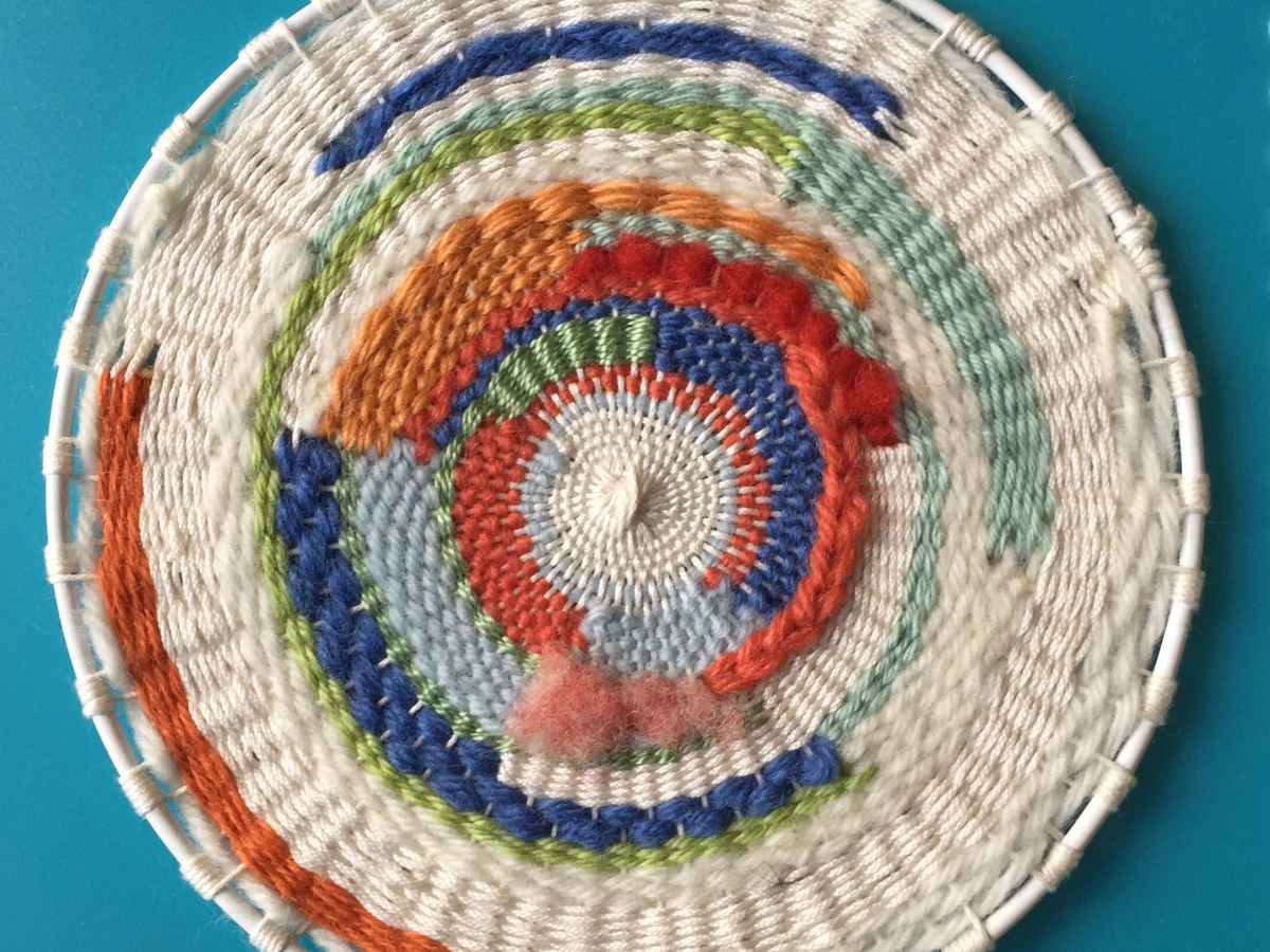 Tissage circulaire